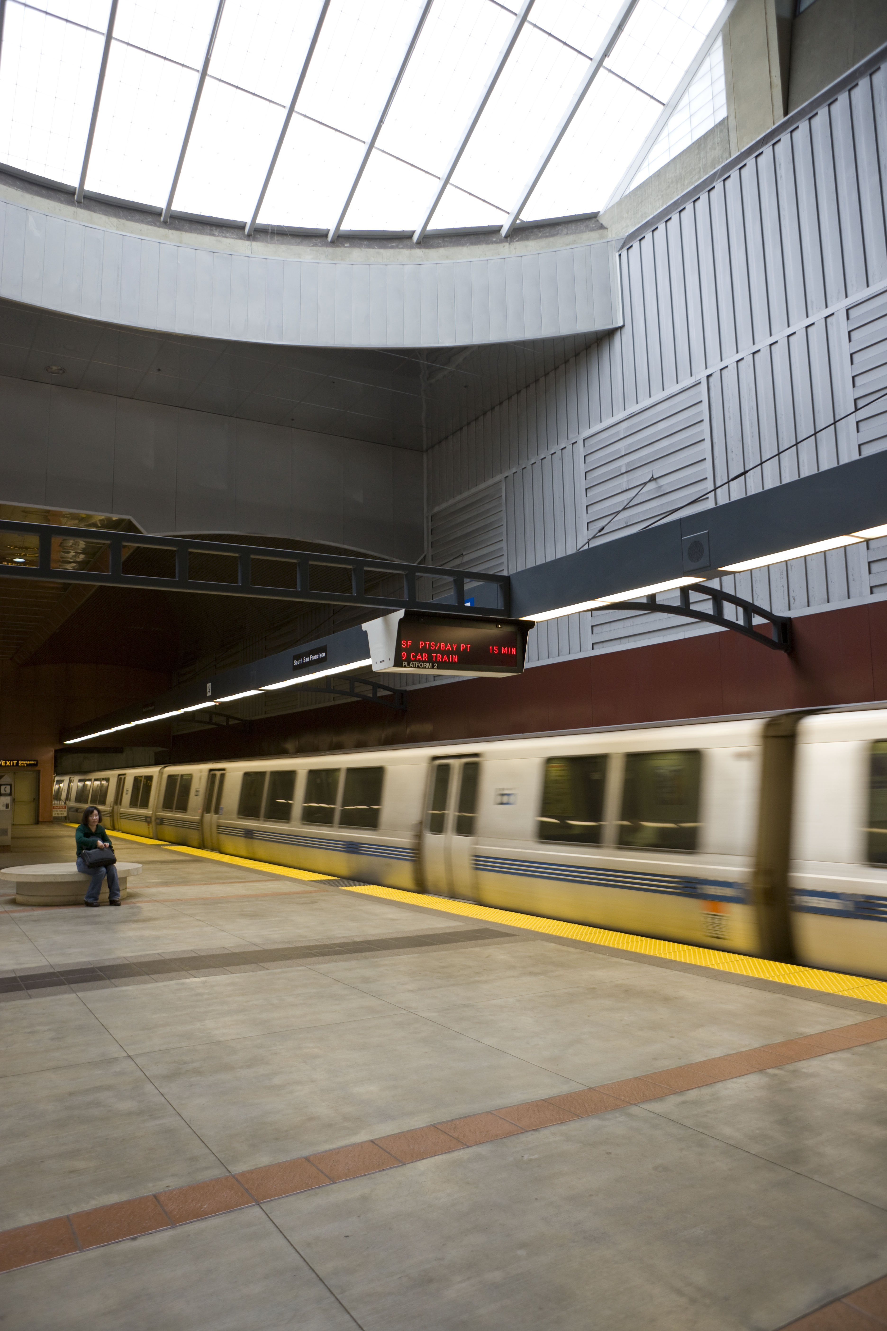 South San Francisco BART